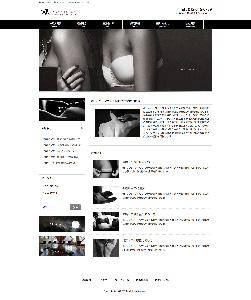 企業・事務所サイトサンプル003