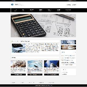 企業・事務所サイトサンプル004